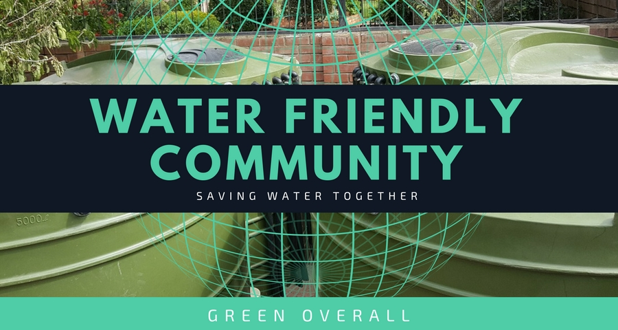Water Friendly Community Save Water