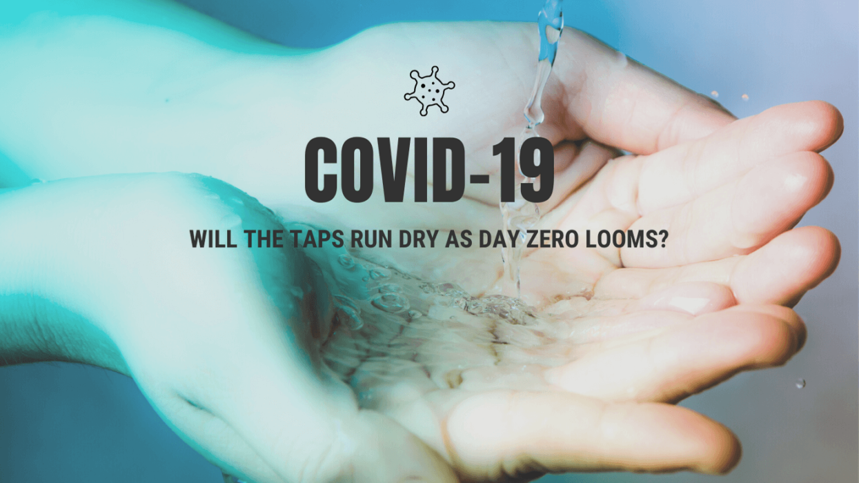 Eastern Cape Day Zero looms during COVID-19